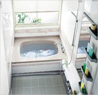 浴室のリフォーム2